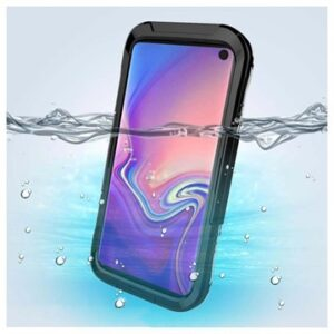 Active Series IP68 Samsung Galaxy S10 Waterproof Case - Black