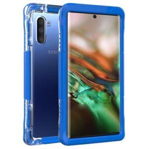 Active Series Samsung Galaxy Note10 Waterproof Case - Blue