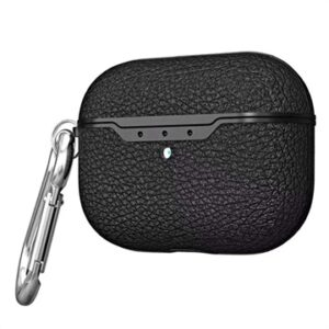 AirPods Pro Textured Case with Carabiner - Black