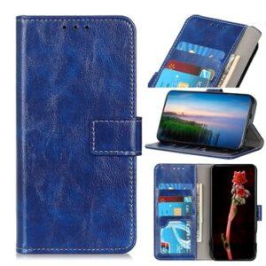 Alcatel 1SE (2020) Wallet Case with Magnetic Closure - Blue