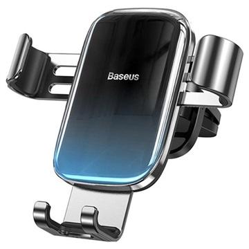Baseus Glaze Gravity Air Vent Car Holder SUYL-LG01 - Black / Blue
