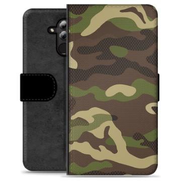 Huawei Mate 20 Lite Premium Wallet Case - Camo