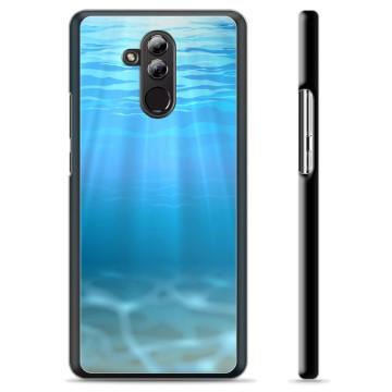 Huawei Mate 20 Lite Protective Cover - Sea