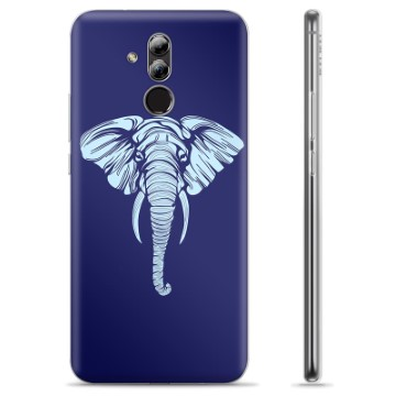 Huawei Mate 20 Lite TPU Case - Elephant