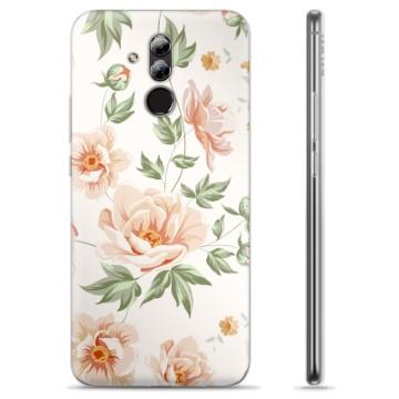 Huawei Mate 20 Lite TPU Case - Floral