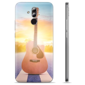 Huawei Mate 20 Lite TPU Case - Guitar