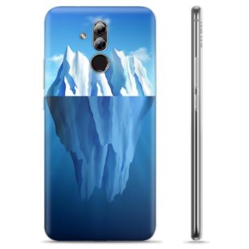 Huawei Mate 20 Lite TPU Case - Iceberg