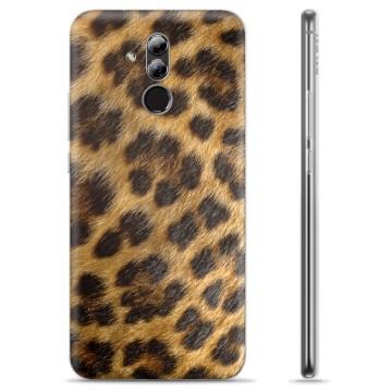 Huawei Mate 20 Lite TPU Case - Leopard