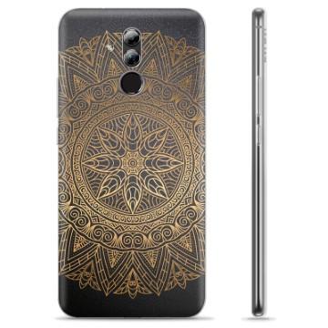 Huawei Mate 20 Lite TPU Case - Mandala