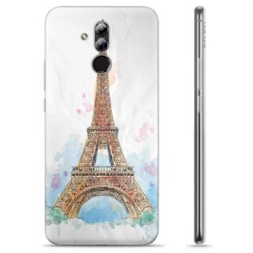 Huawei Mate 20 Lite TPU Case - Paris