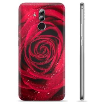 Huawei Mate 20 Lite TPU Case - Rose