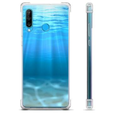 Huawei P30 Lite Hybrid Case - Sea