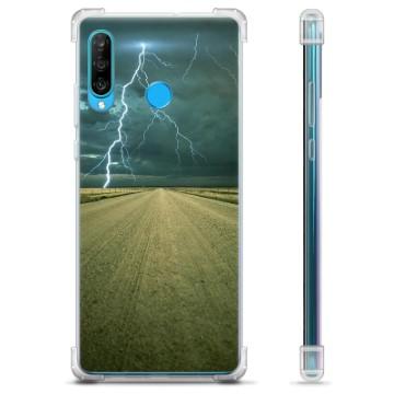 Huawei P30 Lite Hybrid Case - Storm