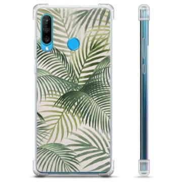 Huawei P30 Lite Hybrid Case - Tropic