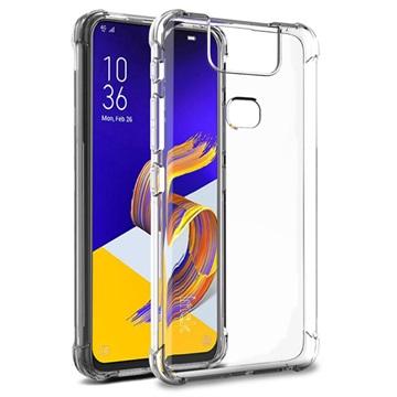 Imak Drop-Proof Asus Zenfone 6 ZS630KL TPU Case - Transparent