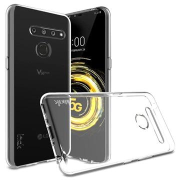 Imak UX-5 Series LG V50 ThinQ 5G TPU Case - Transparent