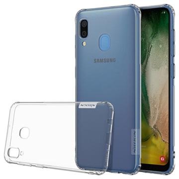 Nillkin Nature 0.6mm Samsung Galaxy A30, Galaxy A20 TPU Case - Grey