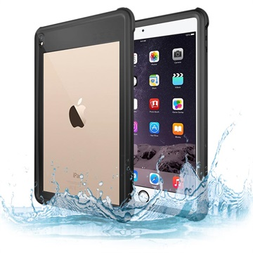 Saii iPad Air (2019) / iPad Pro 10.5 Waterproof Case - Black