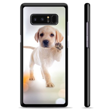 Samsung Galaxy Note8 Protective Cover - Dog