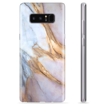 Samsung Galaxy Note8 TPU Case - Elegant Marble