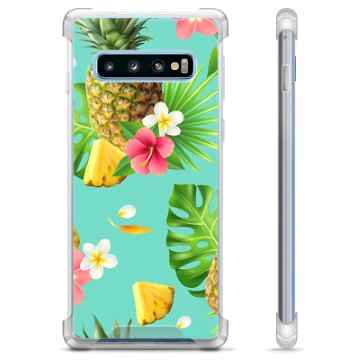 Samsung Galaxy S10 Hybrid Case - Summer
