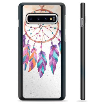 Samsung Galaxy S10+ Protective Cover - Dreamcatcher