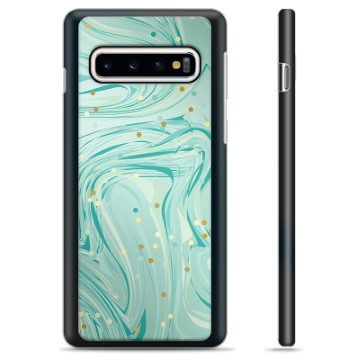 Samsung Galaxy S10 Protective Cover - Green Mint