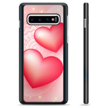 Samsung Galaxy S10 Protective Cover - Love