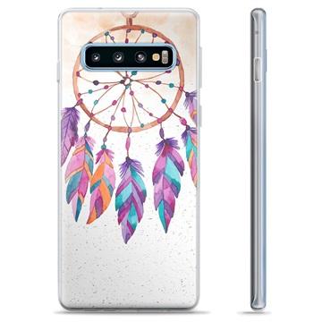 Samsung Galaxy S10+ TPU Case - Dreamcatcher