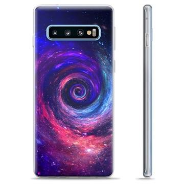 Samsung Galaxy S10+ TPU Case - Galaxy