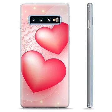 Samsung Galaxy S10+ TPU Case - Love
