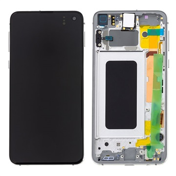 Samsung Galaxy S10e Front Cover & LCD Display GH82-18852B - White