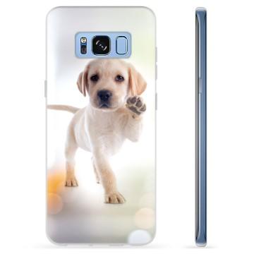 Samsung Galaxy S8 TPU Case - Dog
