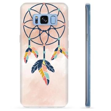 Samsung Galaxy S8 TPU Case - Dreamcatcher
