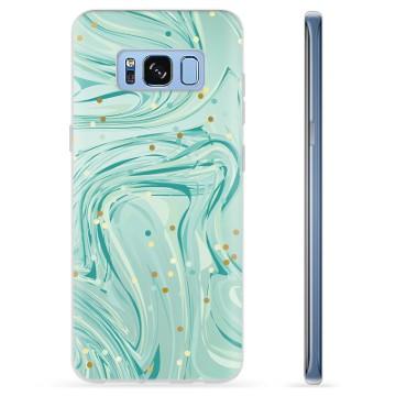 Samsung Galaxy S8 TPU Case - Green Mint