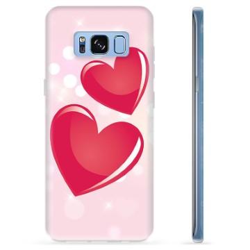 Samsung Galaxy S8 TPU Case - Love