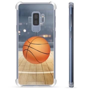 Samsung Galaxy S9+ Hybrid Case - Basketball