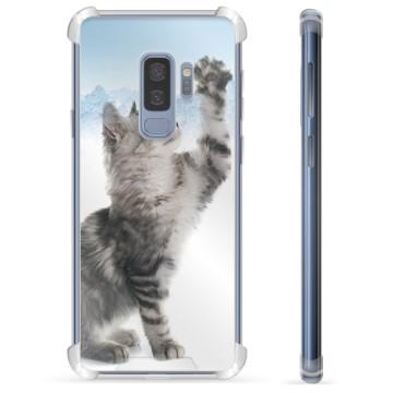 Samsung Galaxy S9+ Hybrid Case - Cat