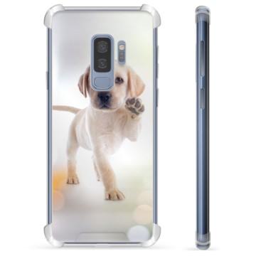 Samsung Galaxy S9+ Hybrid Case - Dog