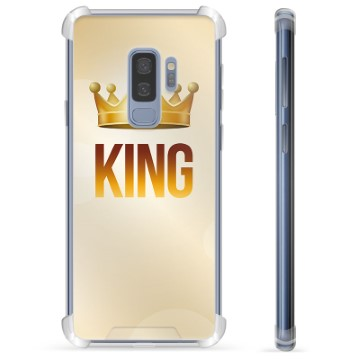 Samsung Galaxy S9+ Hybrid Case - King