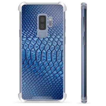 Samsung Galaxy S9+ Hybrid Case - Leather