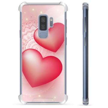 Samsung Galaxy S9+ Hybrid Case - Love