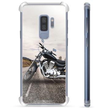 Samsung Galaxy S9+ Hybrid Case - Motorbike