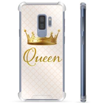 Samsung Galaxy S9+ Hybrid Case - Queen
