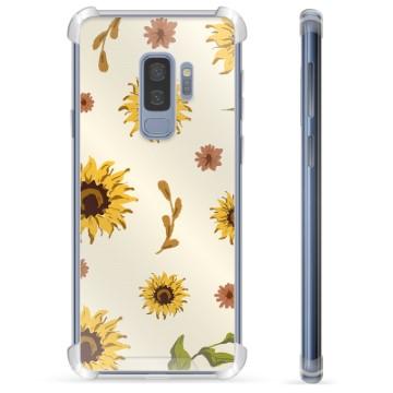 Samsung Galaxy S9+ Hybrid Case - Sunflower