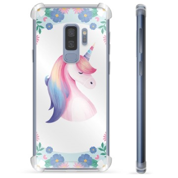 Samsung Galaxy S9+ Hybrid Case - Unicorn