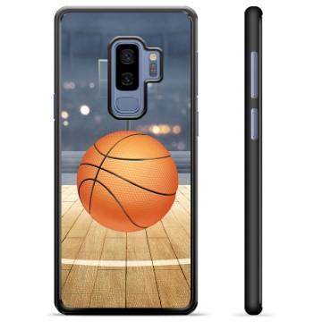 Samsung Galaxy S9+ Protective Cover - Basketball