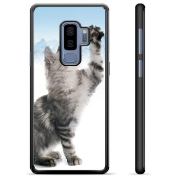 Samsung Galaxy S9+ Protective Cover - Cat
