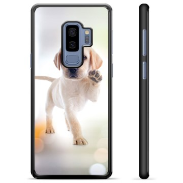 Samsung Galaxy S9+ Protective Cover - Dog