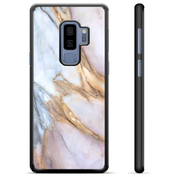 Samsung Galaxy S9+ Protective Cover - Elegant Marble
